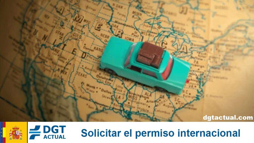 solicitar la licencia internacional