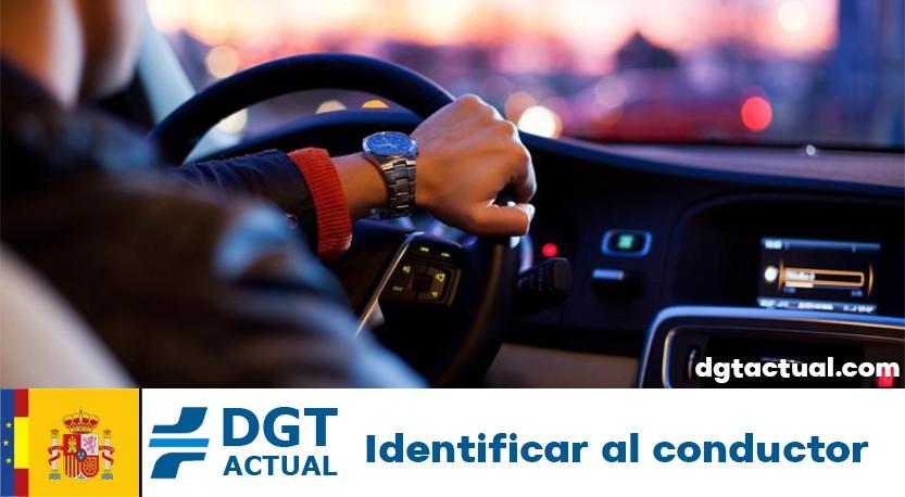identificar al conductor de tu vehículo